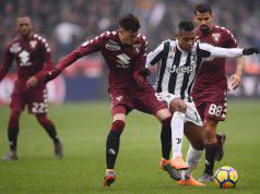 Difensore Juventus Alex Sandro