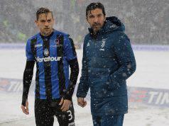Juventus Atalanta Juve-Atalanta Buffon Toloi