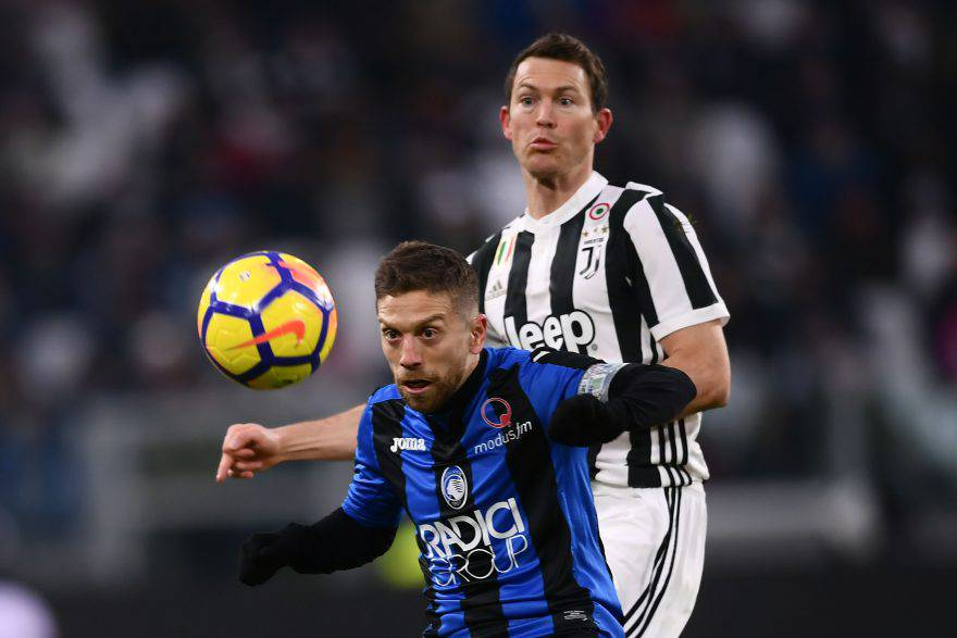 Juventus, De Sciglio carico: