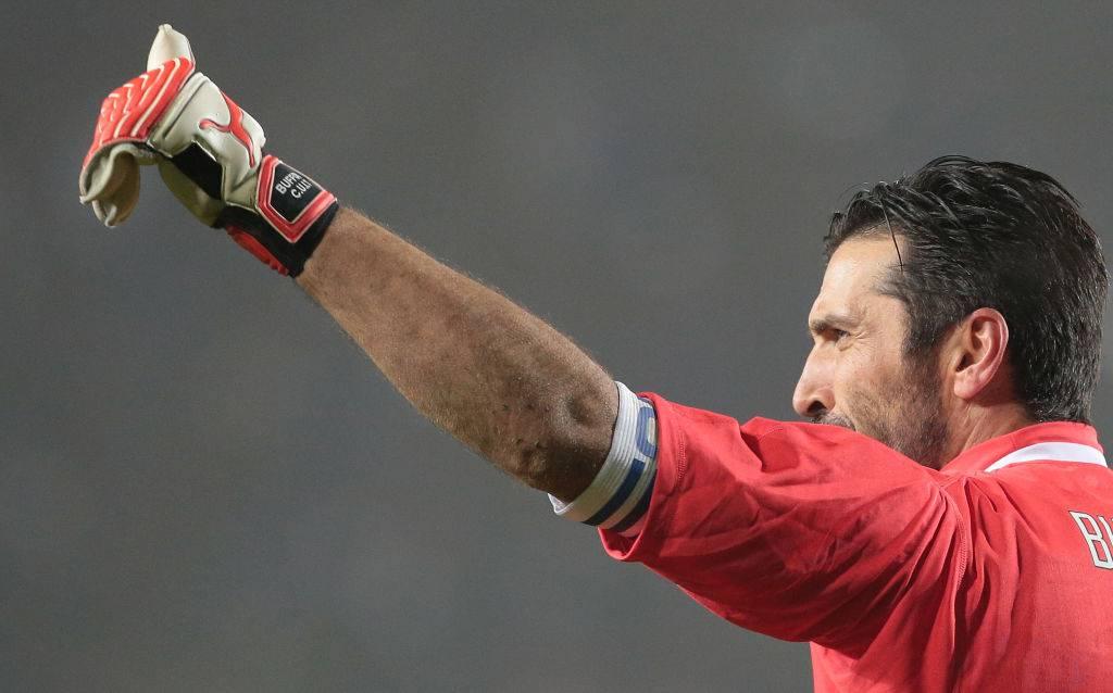 ritiro Buffon