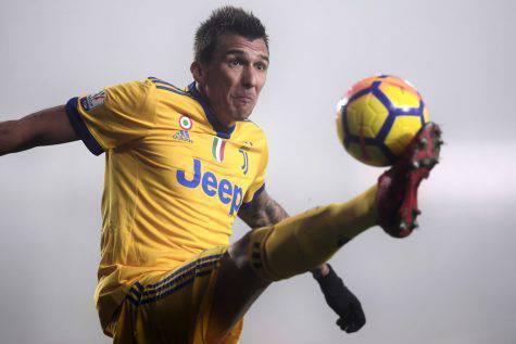 Calciomercato Juventus Mandzukic Futuro Cina Addio