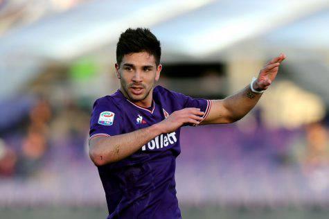 Simeone attaccante Fiorentina