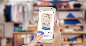 social shopping Instagram Facebook