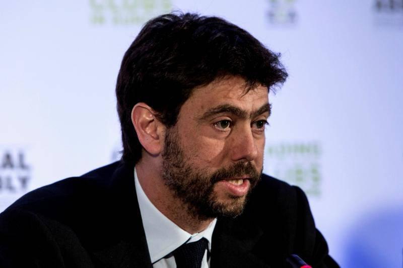 Andrea Agnelli bilancio juventus