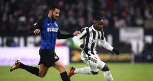 Inter-Juventus Candreva