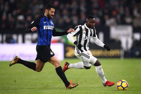 Asamoah Mercato Juventus Inter Parametro Zero
