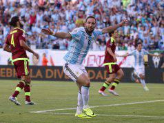 Higuain ha convinto Sampaoli: il Pipita ritrova l'Argentina