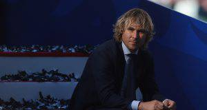 Nedved Juve-Real Champions League