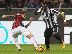 Juve-Milan precedenti