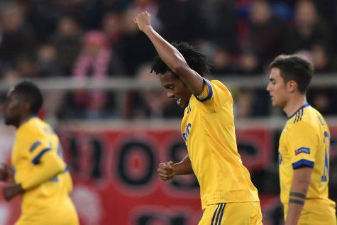 Notizie Juve Infortunio Cuadrado Rientro Champions Real