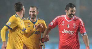 Lazio-Juve ballottaggio difesa