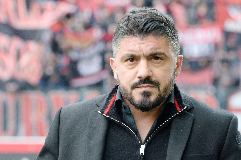 Juve-Milan Gattuso conferenza stampa
