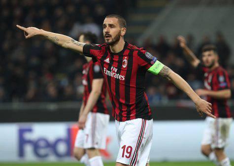 La Juventus all'esame Milan, Barzagli: