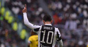 Juve-Udinese, gol Dybala