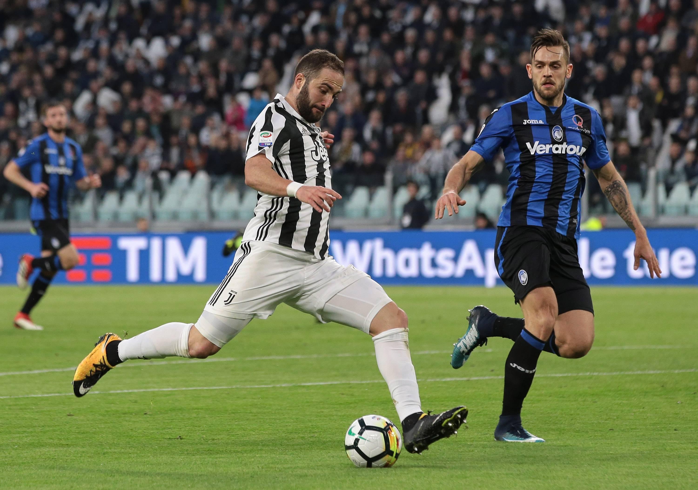 Higuain Attaccante Juventus