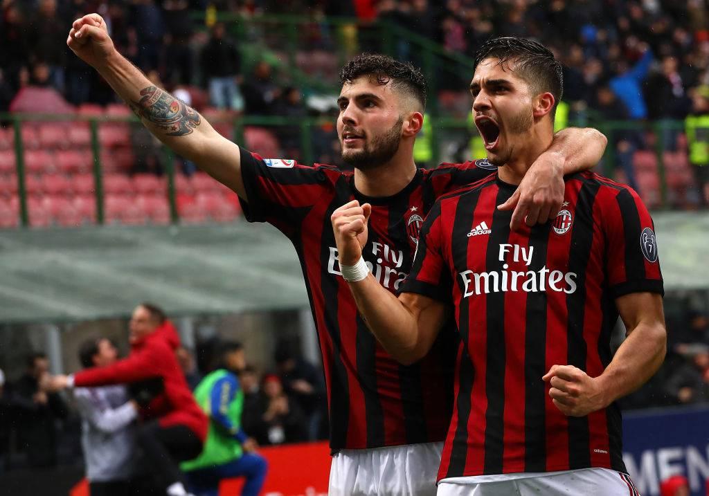 Il Milan 'invoca' il gol di Cutrone: Patrick risponde