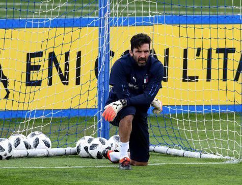 Argentina-Italia Buffon