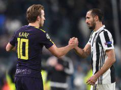 Tottenham-Juve Kane Higuain Champions