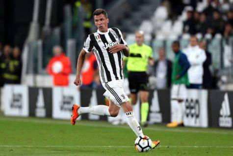 Juventus-Milan probabili formazioni Mandzukic Allegri