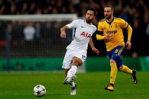 Mousa Dembele @ Getty Images