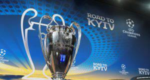 Sorteggio Champions Juventus Roma Real Barcellona City Bayern