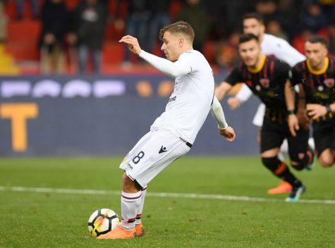 Barella Calciomercato Juventus Inter Cagliari
