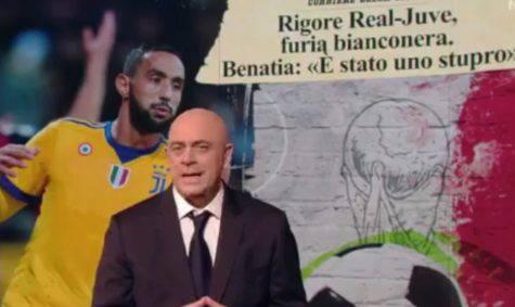 Crozza su Buffon e Benatia