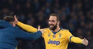 Juventus-Napoli sfottò