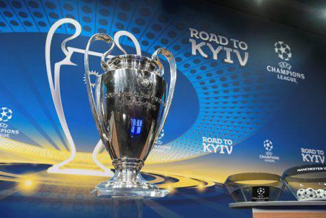 Sorteggio Juve Semifinali Champions