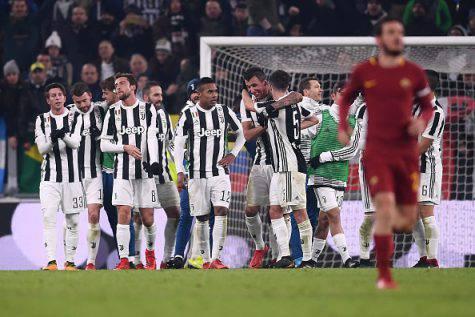 Market Pool Champions Juve Roma