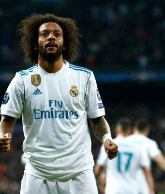 Real-Juve, Marcelo