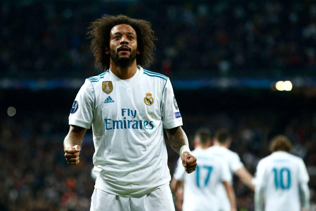 Real-Juve, Marcelo