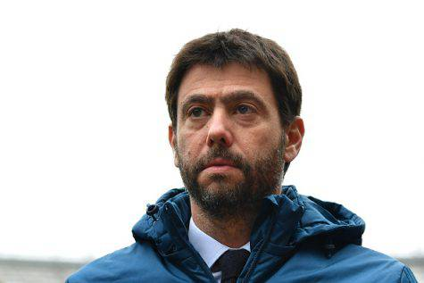 Andrea Agnelli Real-Juve