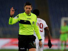 Juventus-Napoli Rocchi precedenti