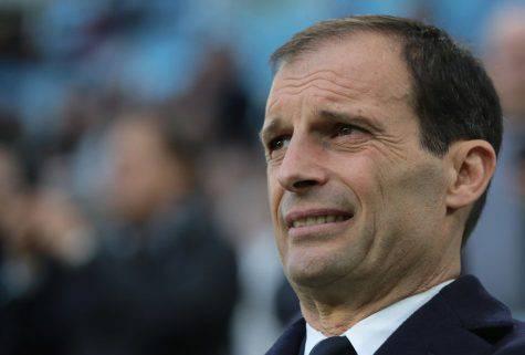 Benevento-Juve Allegri