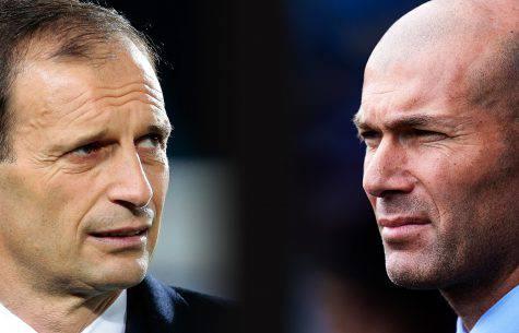 Juve-Real Madrid precedenti