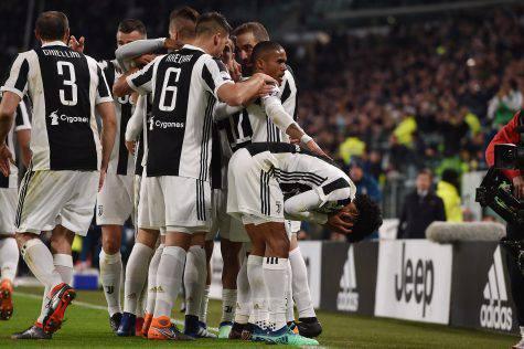 Juve-Sampdoria probabili formazioni