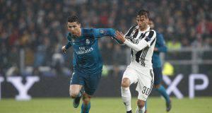Juventus-Real Madrid Bentancur