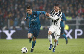 Juventus-Real Madrid Bentancur
