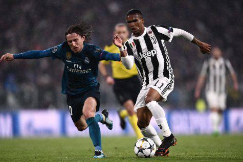 Douglas Costa Attaccante Juventus Juve-Real