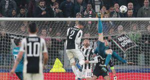 Real-Juve Ronaldo