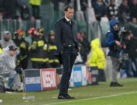 Juventus-Real Madrid Allegri