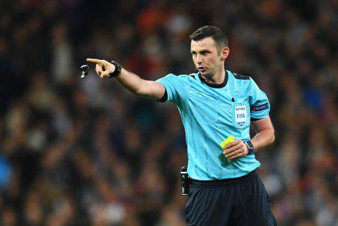 Real Madrid-Juve, torna a parlare l'arbitro Oliver: