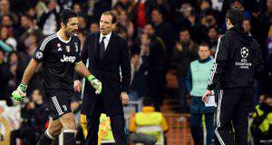 Buffon Real-Juve