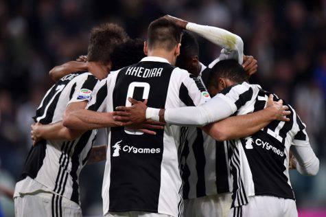 Juventus-Napoli probabili formazioni @ Getty Images