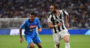 Juve Napoli Higuain