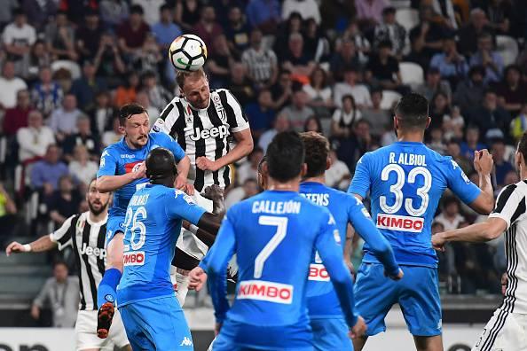 Juve Napoli Howedes