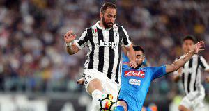 Higuain Juventus Napoli