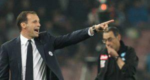 Juventus-Napoli Scudetto Serie A Statistiche Precedenti Stato di forma