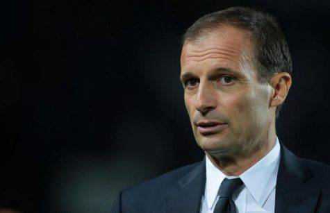 Allegri dopo Juventus-Bologna